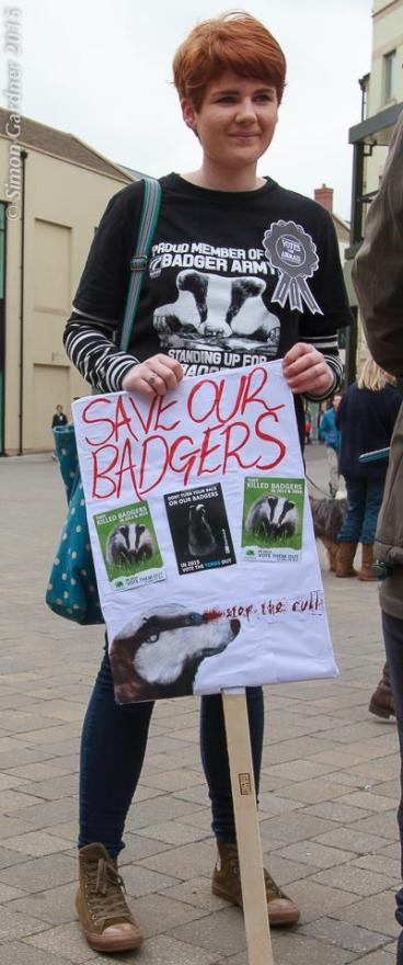 badger march